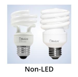 Non-LED