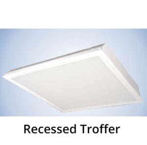 Recessed Troffer